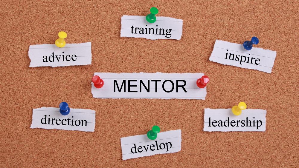 Become a Mentor this Fall!