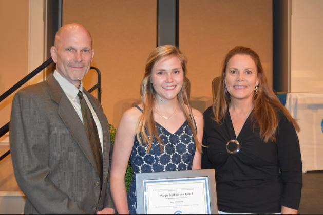 Center Point Awards Scholarships at Honors Night
